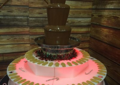 Chocolate Fountain 00005