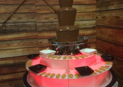 Chocolate Fountain 00007