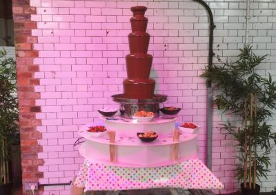 Chocolate Fountain 00009