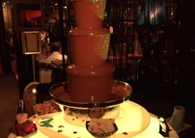 Chocolate Fountain 00014