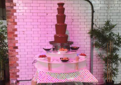 Chocolate Fountain 00009